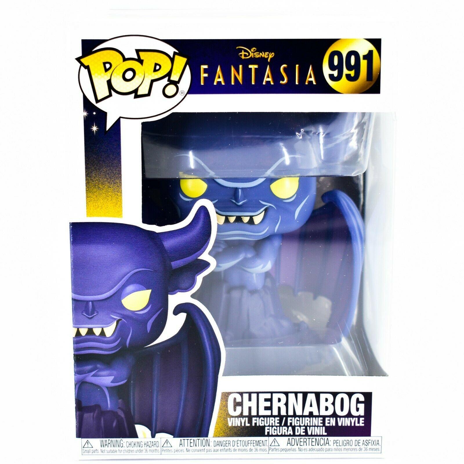 Funko Pop! Disney Fantasia 80 Years Menacing Chernabog #991 Vinyl Action Figure