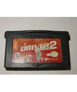 Driver 2: Advance (Nintendo Game Boy Advance, 2002) CARTRIDGE ONLY - $3.79