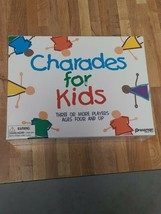 Pressman The Best Of Charades For Kids - $18.99