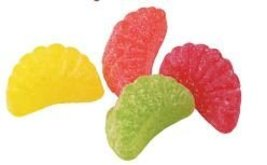 Assorted Fruit Pressed Candy -30Lbs - $148.57