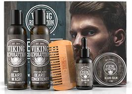 Ultimate Beard Care Conditioner Kit - Beard Grooming Kit for Men Softens, Smooth image 3