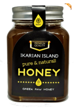 Heather ( Anama ) New Premium Collection Ikarian Honey In Luxury Jar 650g-22.93o - $90.80