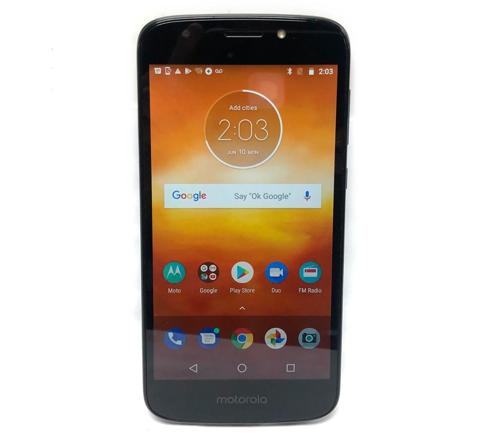 Motorola Cell Phone Moto e5