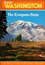 Washington - Scenic Washington The Evergreen State by J. Boyd Ellis - $9.95