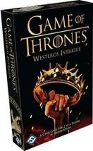 Game of Thrones - HBO09 - Jeu De Cartes - Westeros Intrigue  - $35.91
