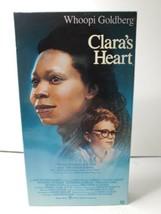 Clara's Heart VHS Whoopie Goldberg 1988 - $9.90