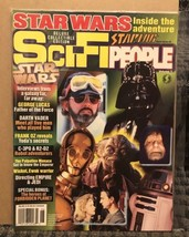 1999 Sci-Fi People Magazine Star Wars #6 (Starlog) Volume 1 Great Cover - $23.19