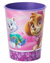 American Greetings Paw Patrol Pink Plastic Party Cup for Kids (1-Count) - $2.23
