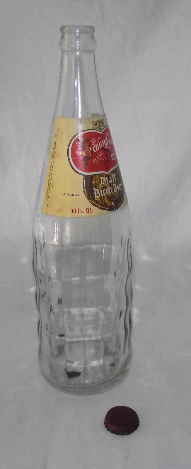 PA Dutch Krim Draft Birch Beer Soda Bottle and 25 similar items