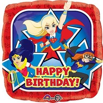 DC Super Hero Girls Balloon - $10.44 CAD