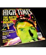 HIGH TIMES MAGAZINE Sept 1992 Smart Drugs Grow Closet Jerry Garcia 50 Bi... - $13.99