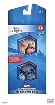 Disney INFINITY Marvel Super Heroes (2.0 Edition) Toy Box Game Discs - $16.36