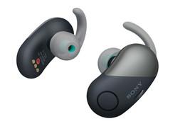 Sony WF-SP700N Wireless Noise Canceling In-Ear Headphone Blk WFSP700N #26  - $48.45