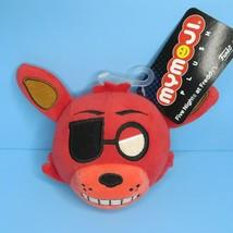 Funko Five Nights At Freddy's Mymoji Foxy Red Fox Head Plush w/ Tags FNA... - $9.95