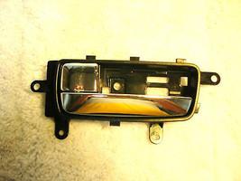 Nissan Sentra Interior Door Handle,Left Black,&Backdoor - $11.83