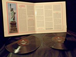 America The Beautiful RCA A Musical Salute to the Statue of Liberty AA-191765 Vi image 5