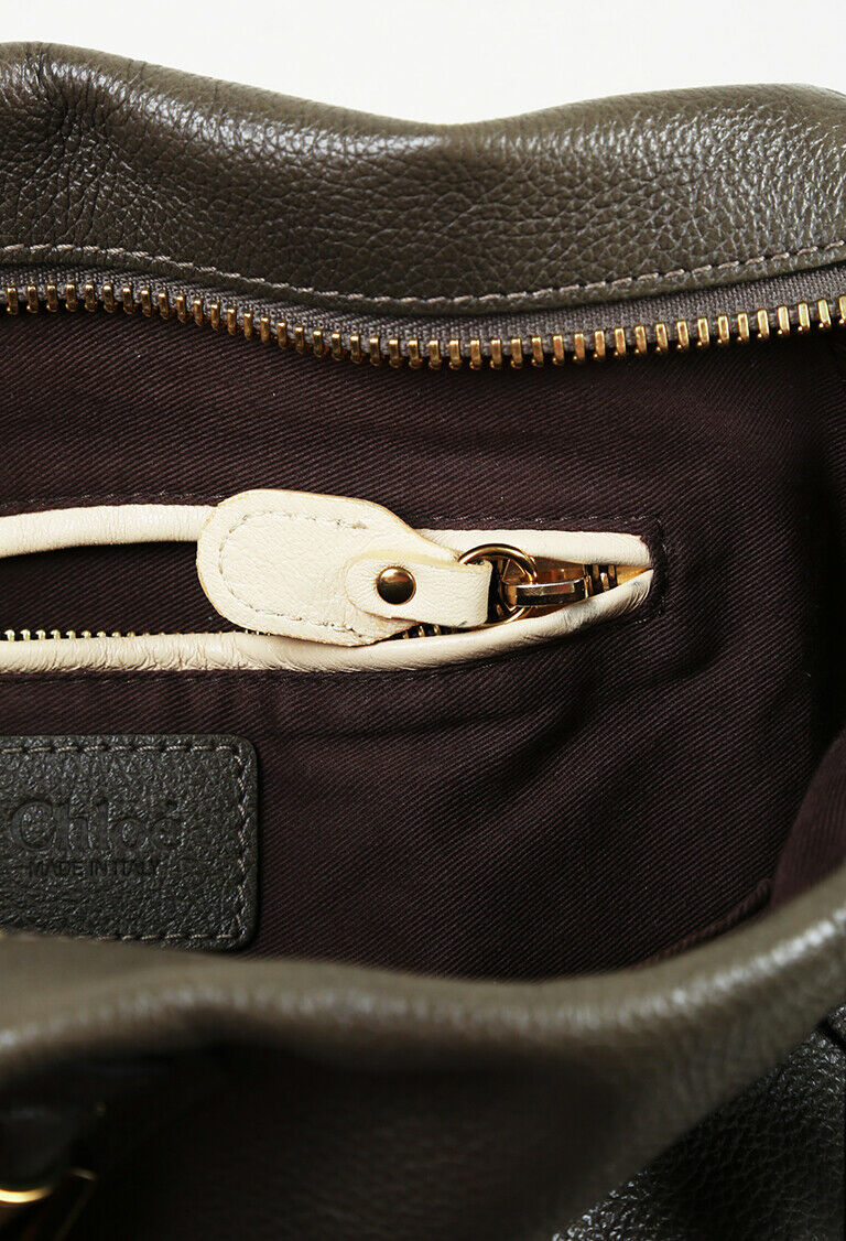 "Chloe Leather Medium ""Paraty"" Bag"