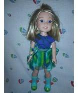 American Girl Wellie Wishers Camille  Doll Blonde Hair Blue Eyes - $58.91