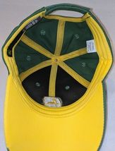 John Deere LP67010 Green Adjustable Baseball Cap With Leaping Deer Logo image 7