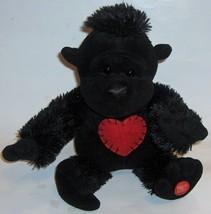 "Plush Gorilla/Ape   Musical ""Gorgeous Gilbert"" by Ganz * Great for Valentine""s* - $12.00"