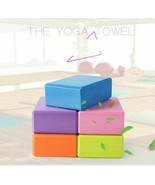 Eva Yoga Brick Stretching Exercise Gym Fitness Foam Lightweight Workout ... - $8.88