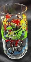 Great Muppet Caper Glass - Kermie, Fozzie Bear, Animal & Others - No Res... - $5.49