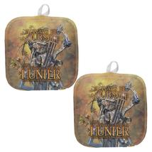 Always Be Yourself Unless Bow Hunter All Over Pot Holder (Set of 2) - $18.95