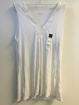 Calvin Klein Women's Large White Tunic - $17.10