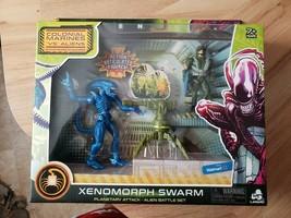 Alien Collection Xenomorph Swarm. Alien Battle Set. NEW. Walmart. Free Ship - $17.81