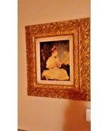 "VINTAGE MUSEUM REPLICA"" Age of Innocence"" Sir Joshua Reynolds 16"" X 18"" FRAMED - $14.85"