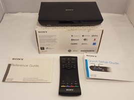 For Parts Sony Digital Media Streamer Model# NSZ-GS8 With Remote Model# ... - $29.65