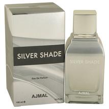 Silver Shade by Ajmal 3.4 oz / 100 ml EDP Spray (Unisex) for Women - $25.73