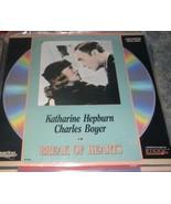 Break of Hearts Rare LaserDisc Hepburn Boyer No DVD - $40.96