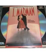 I Madman Laserdisc - Jenny Wright Rare  I, Madman - $22.84