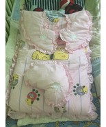 TongTei Quilted Baby Girl/ Infant Sleeping Bag Snoopy - $20.00