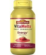 Nature Made VitaMelts Fast Dissolve Energy Vitamin B12 1500 mcg 100 ct - $66.39