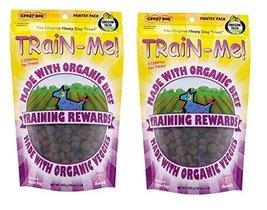 CD-2 Organic Beef Flavored Dog Training Treat Rewards 16 oz Re-sealable ... - $44.51