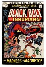 AMAZING ADVENTURES #9-comic book BLACK BOLT/INHUMANS - $39.73