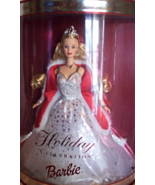 HOLIDAY CELEBRATION BARBIE 2001 - $20.00