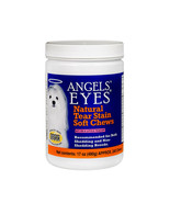 ANGELS EYES NATURAL TEAR STAIN SOFT CHEWS CHICKEN 240G 8.5 oz Approx 120... - $35.27