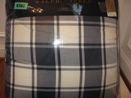 Ralph Lauren WINTER HARBOUR King Comforter NIP - $227.95