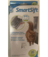 Cat-it SmartSift Replacement Liners for Pull-Out Waste 12 Pack For Cats ... - $9.89
