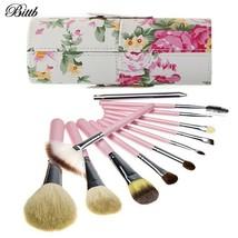 Bittb® 12Pcs/lot Makeup Brush Set Hair Foundation Powder Blush Eyebrow M... - €22,37 EUR