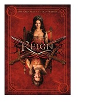 Reign: The Complete Third Season 3 DVD Brand New - $9.99