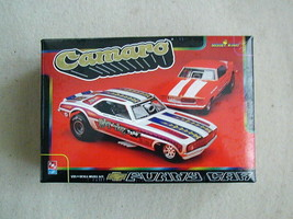 FACTORY SEALED 1969 Camaro Funny Car by AMT/Ertl for Model King #21775P - $49.49