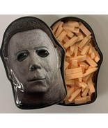 Halloween Michael Myers Sour Candy in Tin Case  - $9.16