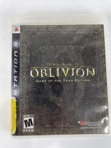 The Elder Scrolls IV: Oblivion - Game of the Year Edition - Playstation ... - $14.84