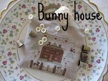 Primary image for Bunny House cross stitch chart Niky's Creations