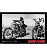 Easy Rider Motorcycles Dennis Hopper Peter Fonda Classic Movie Poster 36... - $19.88