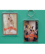Britney Spears Circus Tour 2 Photo Keychain 03 - $9.95